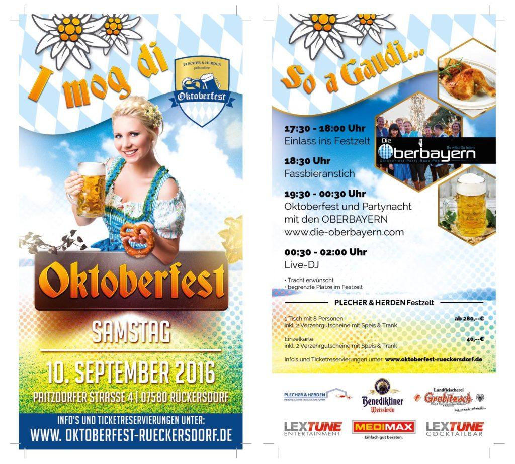 Oktoberfest Rückersdorf