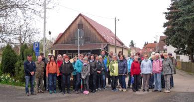 Frühlingswanderung zum Hollerhof