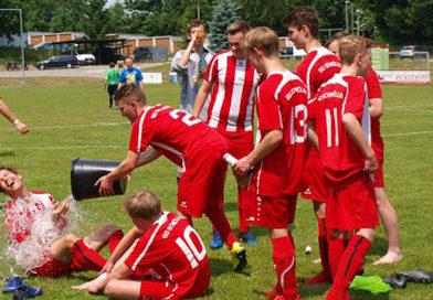 B-Junioren holen Meisterschaft nach Schmölln